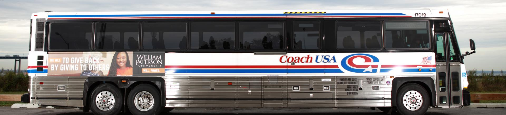 Rockland Coaches Header