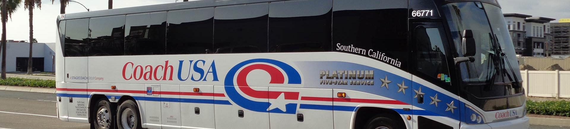 Sports Charter Bus Rental