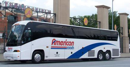 Charter Bus in Atlanta, Alabama, and Tennessee