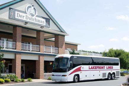 Lakefront Bus Tours