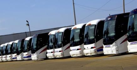 Charter Buses in Ohio