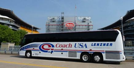 Pittsburgh and Philadelphia Charter Bus Tours
