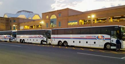 Bus Schedules Charters Sightseeing Tours Coach Usa